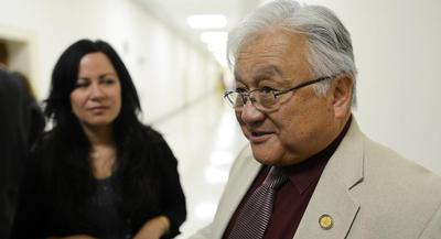 Incumbent Rep. Mike Honda raised $258,000 in the first quarter — far less than Ro Khanna, but enough to indicate he doesn't intend to go quietly. | AP