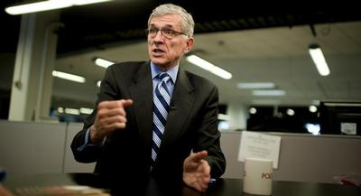 The news of FCC Chairman Tom Wheeler's proposal has caused an immediate uproar among net neutrality supporters. | JOHN SHINKLE/POLITICO