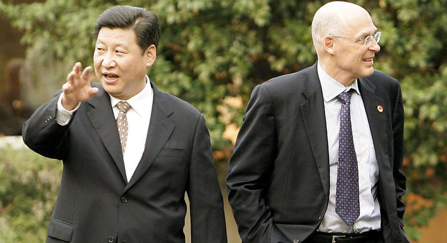 Henry Paulson said he believes Xi Jinping wants to use the BIT talks and potentially other trade initiatives to lock in a new generation of reform. | AP