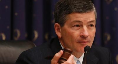 House Financial Services Committee Chairman Jeb Hensarling has criticized the bank, asking why taxpayers ought to take any risk associated with a government-run bank. | AP