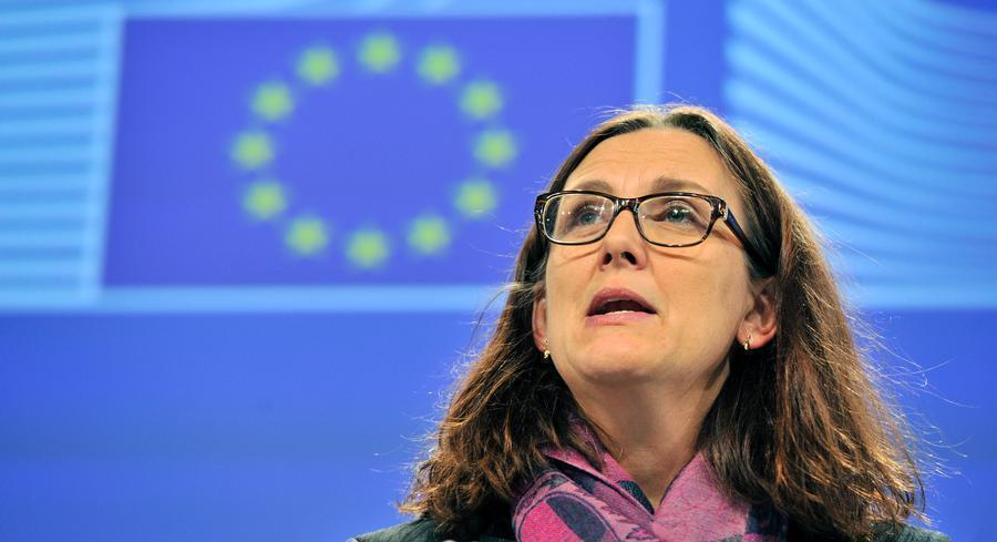"""ISDS is now the most toxic acronym in Europe,"" Malmström said on Monday. 