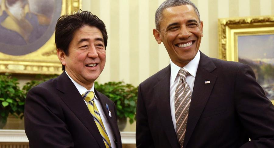 While Obama and Abe will discuss the agreement, they are not expected to reach a breakthrough on the outstanding issues. | AP