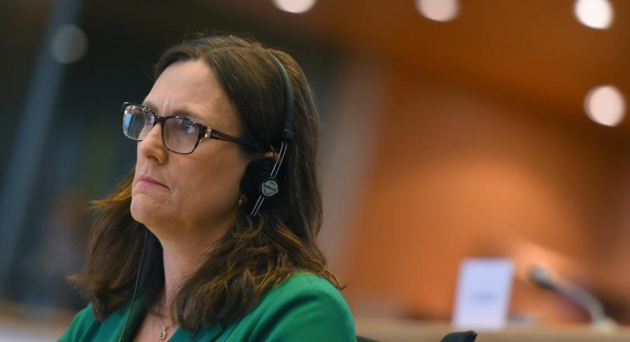 """My assessment of the traditional ISDS system has been clear — it is not fit for purpose in the 21st century,"" Malmström said in a statement accompanying the release of the paper. 