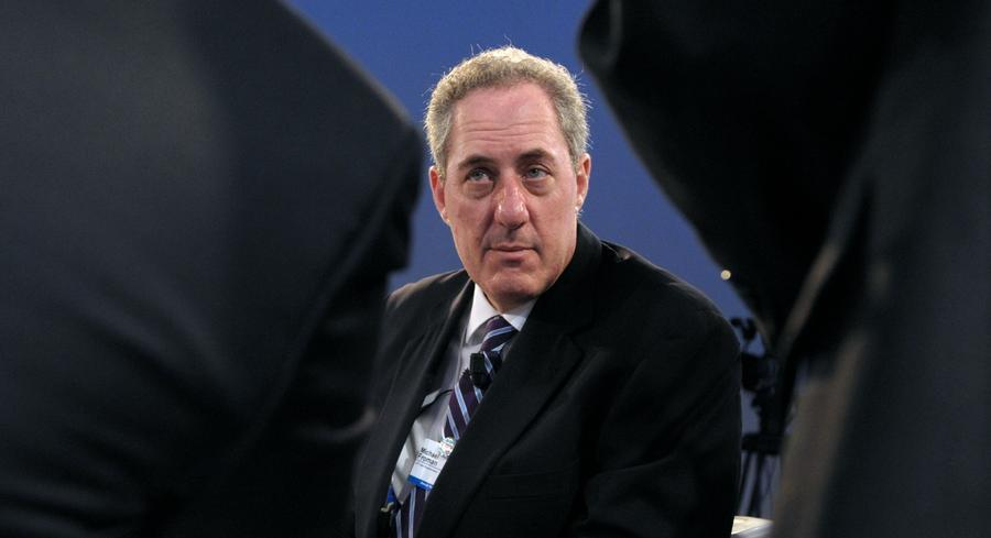 U.S. Trade Representative Michael Froman spent nearly 10 years at Citigroup in a number of senior positions. | GETTY