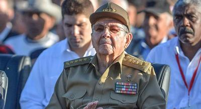 The U.S. president announced he would take the communist-led island off the list just days after a historic face-to-face meeting with Cuban President Raul Castro in Panama.   GETTY