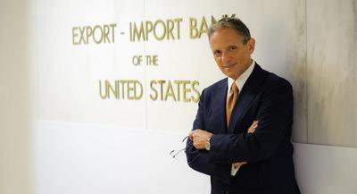 Fred Hochberg waded into what is becoming another battle between big business and the tea party. | COURTESY OF SUBJECT