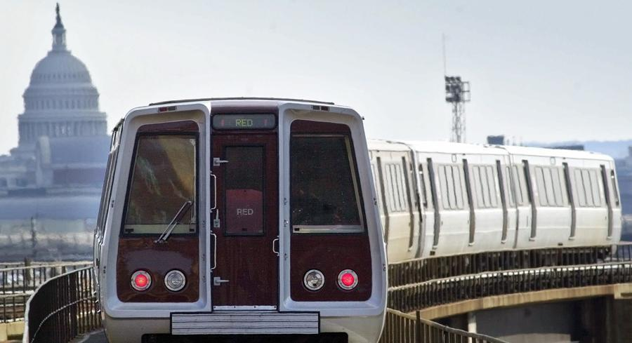 WMATA bucked the upward trend with a 2.7 percent drop in rides, which a spokesman attributed to the October government shutdown. | AP
