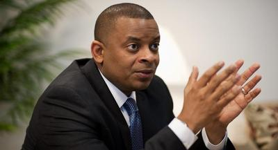 On Thursday, Anthony Foxx wrapped up two days of testimony on the Hill, where House members and senators threw him few curve balls. | JOHN SHINKLE/POLITICO