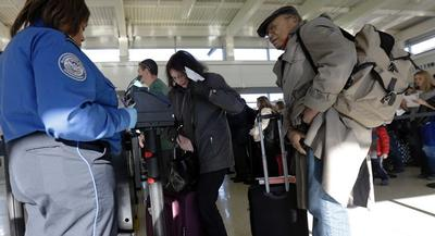 For the deception factors, TSA officers are advised to be on the lookout for people who appear to be in disguise or those who appear to be disoriented. | AP