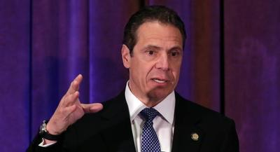 'It is the state-of-the-art safety design for the system and it is something that is very important,' Gov. Andrew Cuomo said. | AP